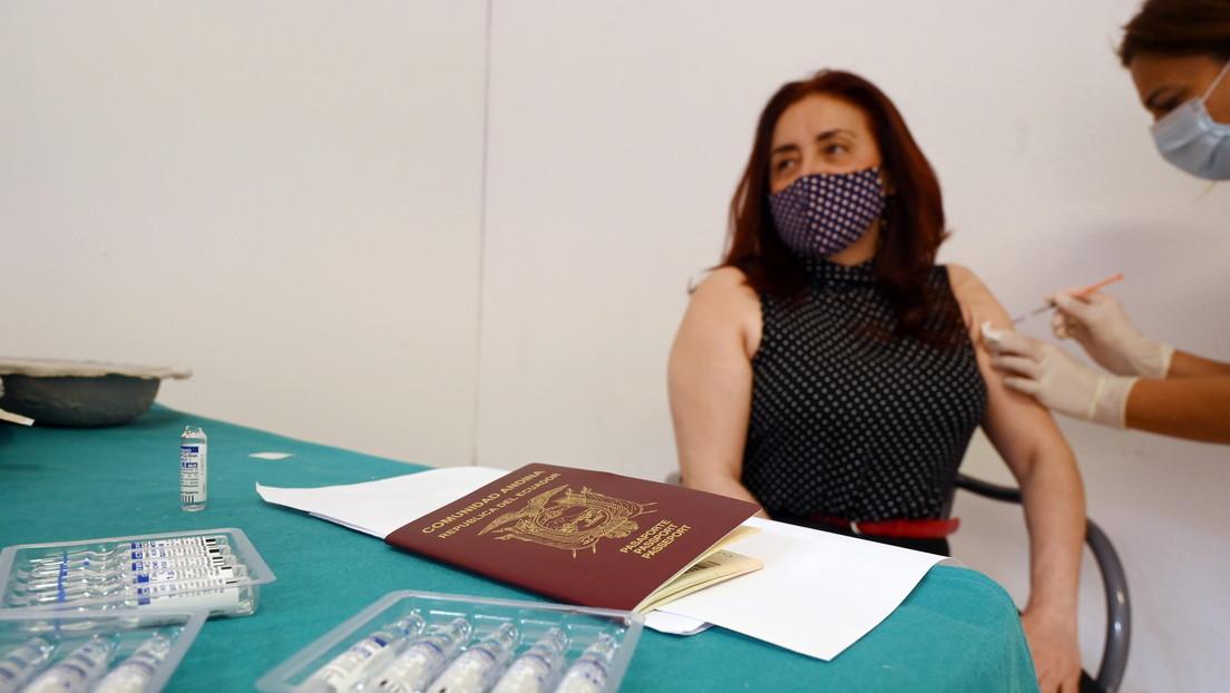 Autoridades de San Marino anuncian que la eficacia de la vacuna Sputnik V es del 99 %