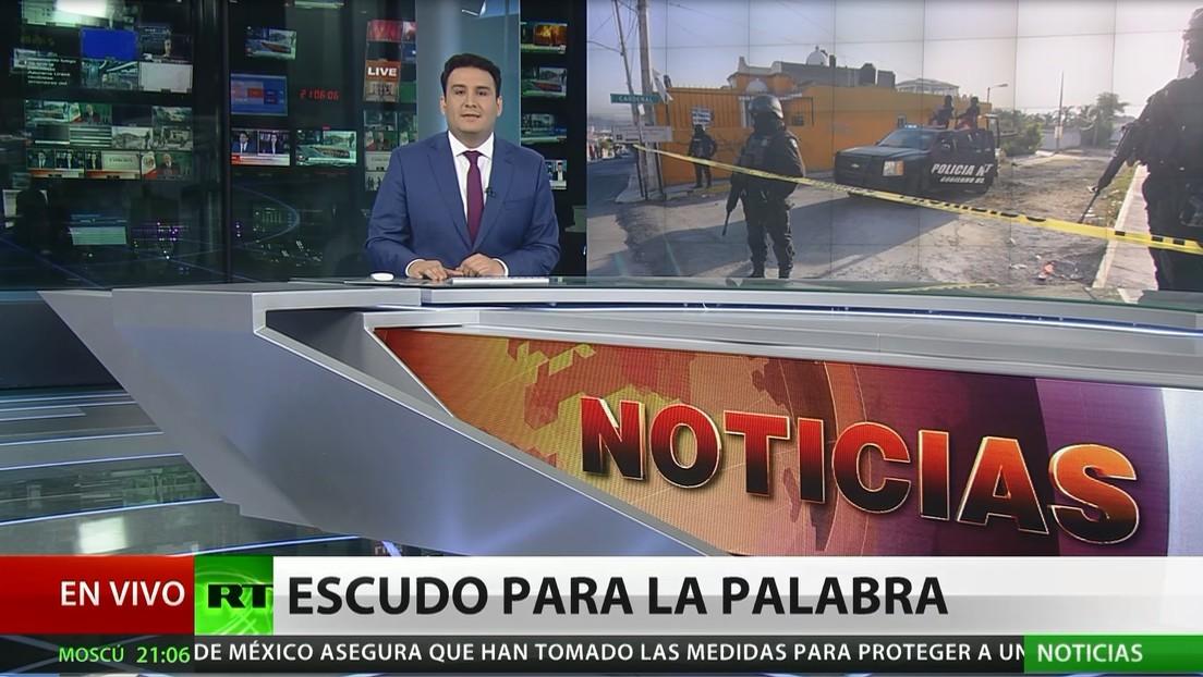 Escudo para la palabra: comunicadores mexicanos piden protección al Gobierno ante las amenazas lanzadas por narcotraficantes