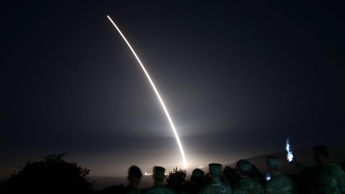 EE.UU. realiza un nuevo lanzamiento de prueba de un misil balístico intercontinental