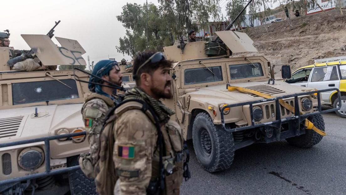 Los talibanes afirman haber tomado Kandahar, la segunda ciudad más grande de Afganistán