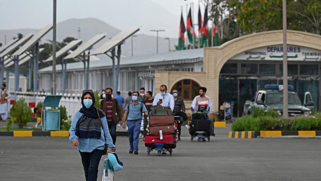 Alemania y EE.UU. piden a todos sus ciudadanos que abandonen Afganistán de inmediato
