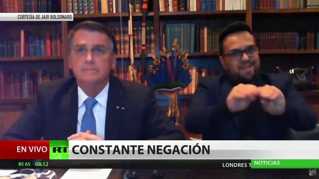 Nueva pesquisa contra Bolsonaro, quien insiste en denunciar fraude electoral