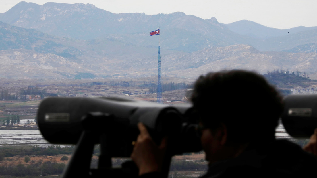 """Acusaciones de """"actos hostiles""""y llamadas ignoradas: cómo han agudizado las tensiones entre las dos Coreas por los ejercicios de Seúl y Washington"""