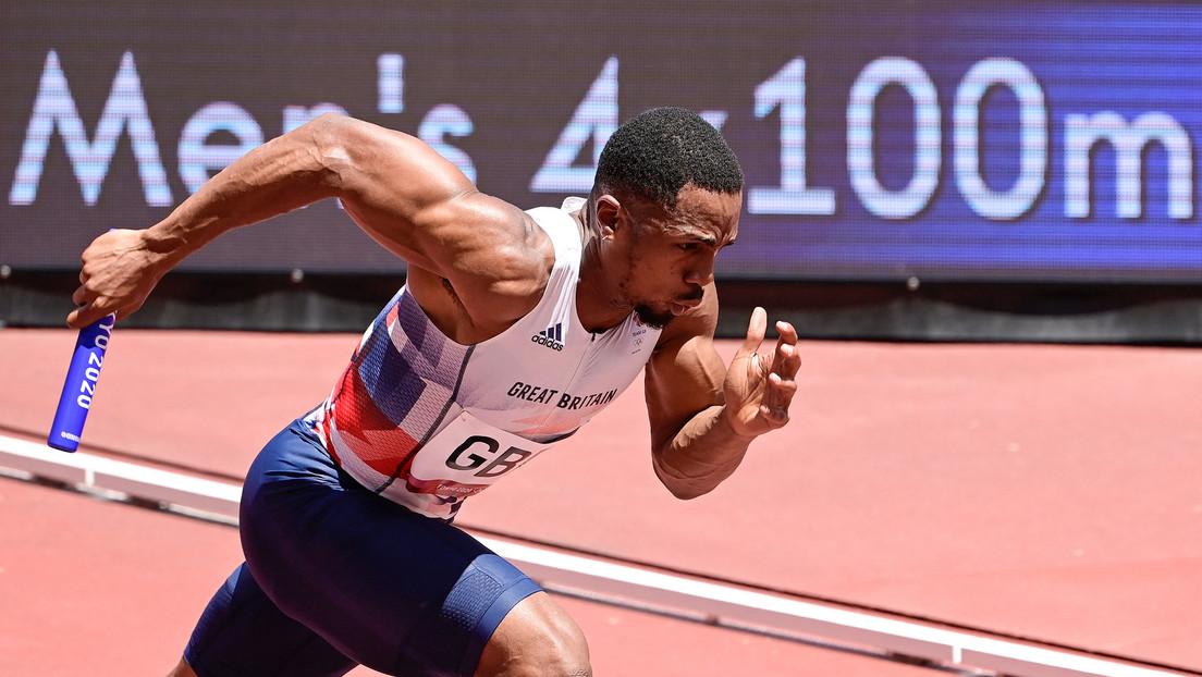 Suspenden provisionalmente por presunto dopaje a un atleta británico que ganó medalla de plata en los JJ.OO. de Tokio 2020