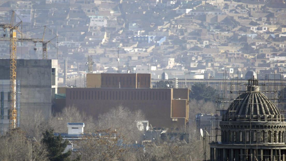 Reportan que la Embajada de EE.UU. en Afganistán destruirá documentos clasificados en medio del avance de los talibanes hacia la capital del país
