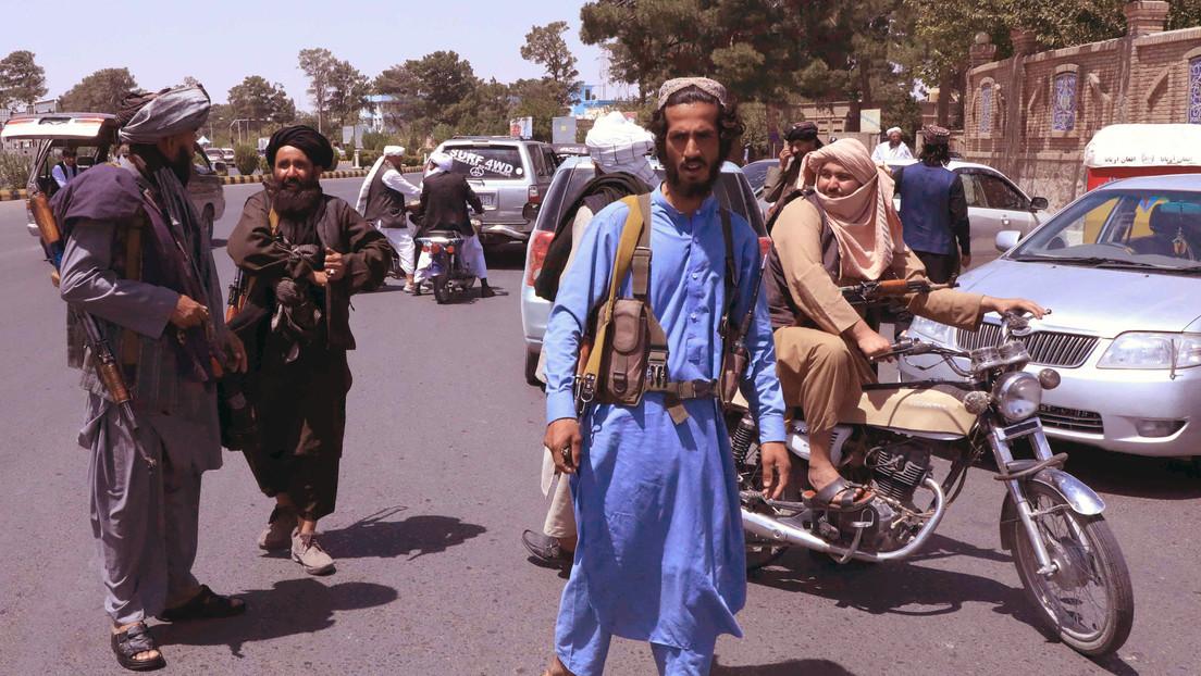 Los talibanes toman Mazar-e Sarif, la ciudad más grande del norte de Afganistán