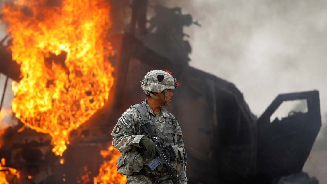 """Biden autoriza el despliegue de 5.000 tropas en Afganistán para """"facilitar la retirada ordenada y segura"""" del personal estadounidense"""