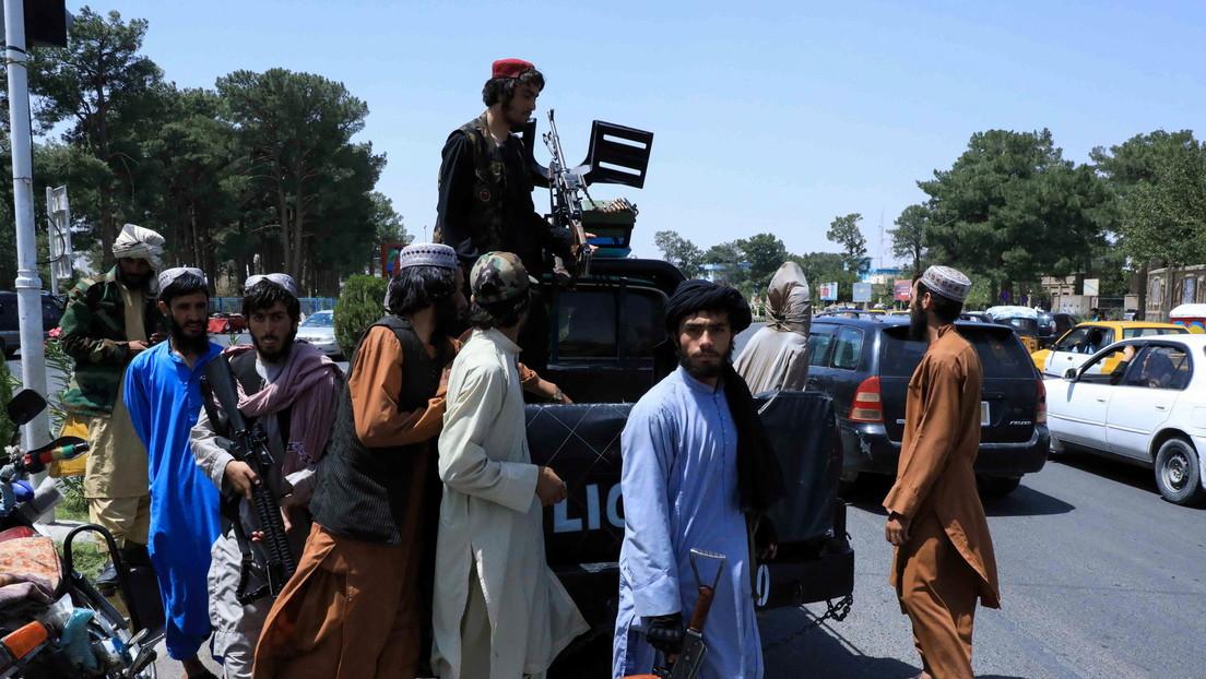 Los talibanes empiezan a entrar en Kabul por todas partes, anuncia el Ministerio del Interior afgano