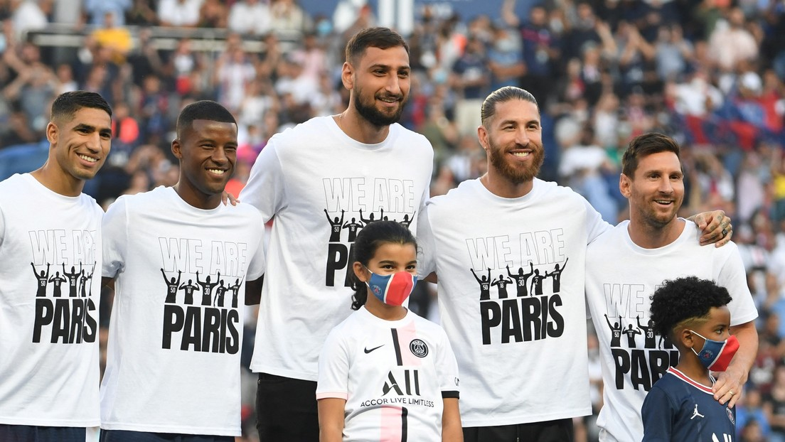 """""""We had never seen that"""": Messi's possible debut with PSG this Sunday unleashes madness among the fans"""