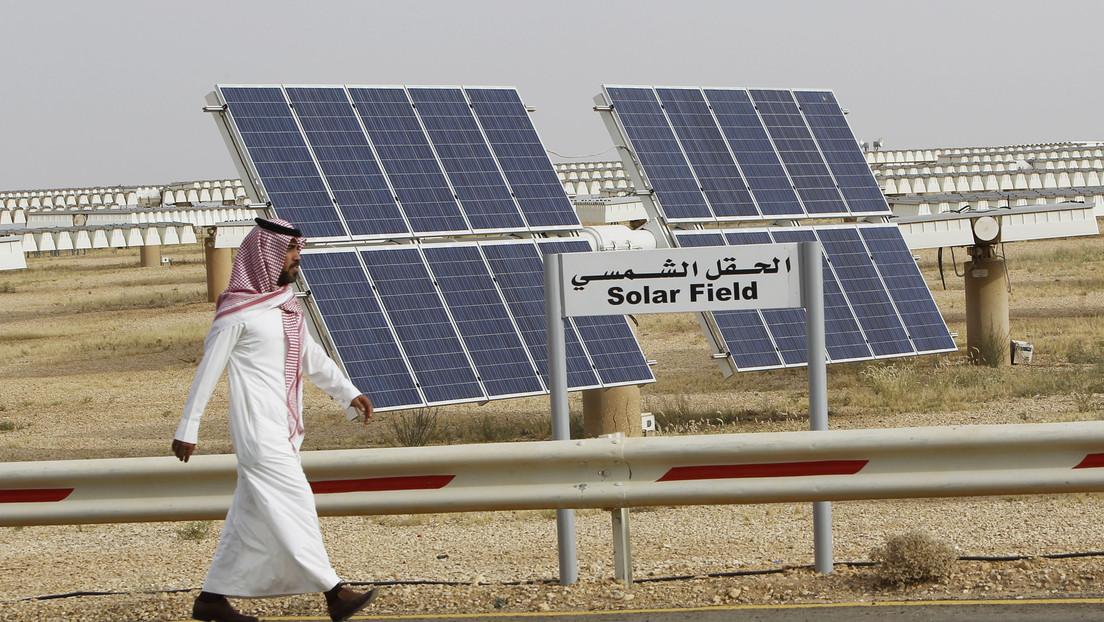 Saudi Aramco se une al proyecto que construirá una planta de energía solar valorada en 1.000 millones de dólares