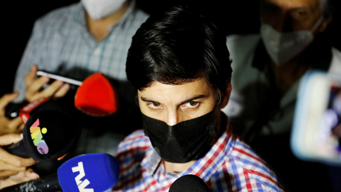 """Liberan al exdiputado venezolano Freddy Guevara, detenido por su vinculación a """"grupos extremistas asociados al Gobierno colombiano"""""""