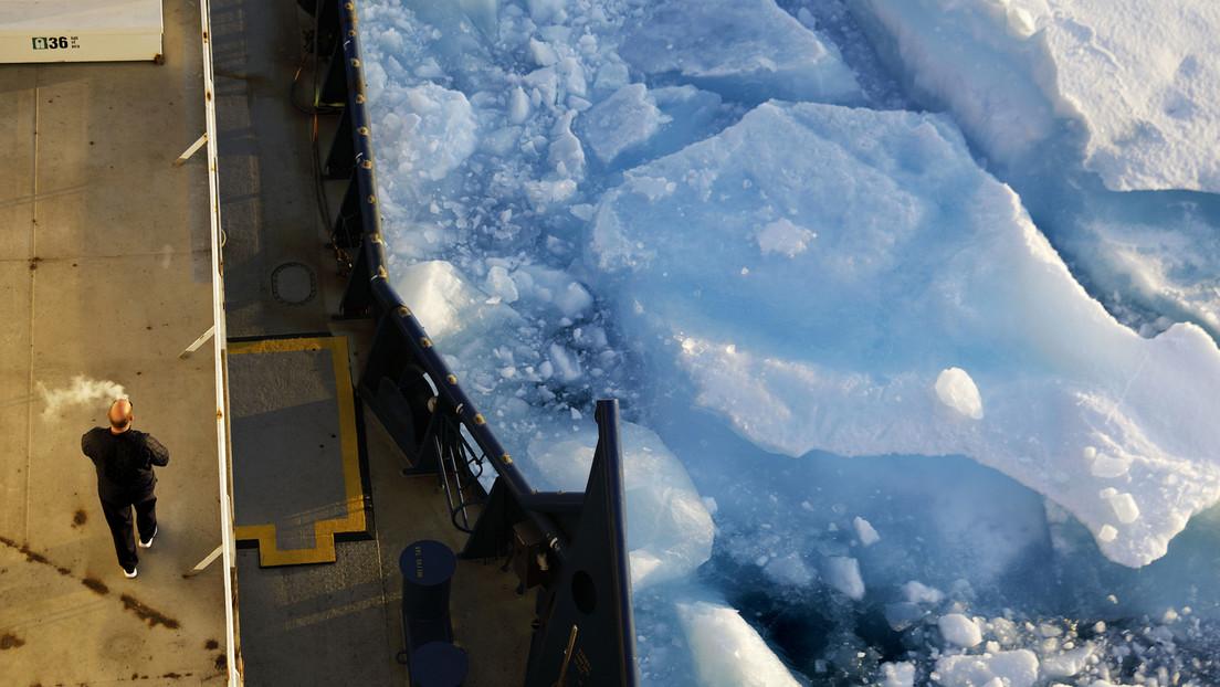 Encuentran en el Ártico bacterias que descomponen el petróleo y el diésel
