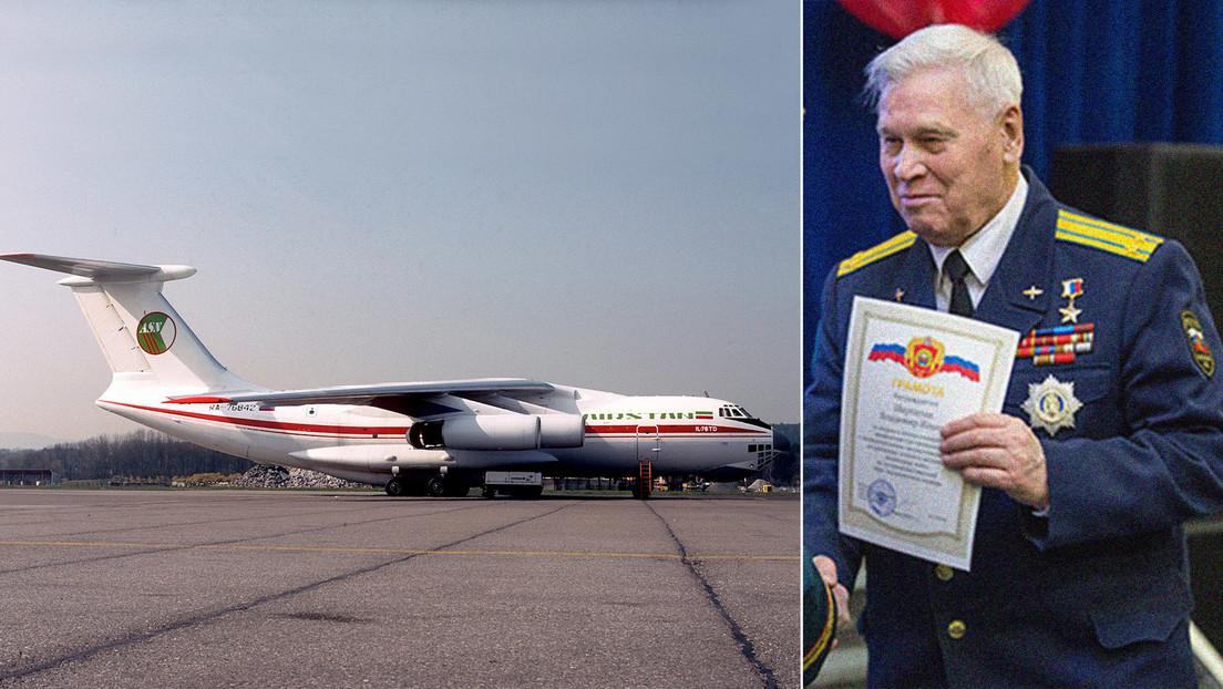 Piloto héroe de Rusia cuenta a RT cómo fue su arriesgada fuga con un avión Il-76 capturado por los talibanes en 1995
