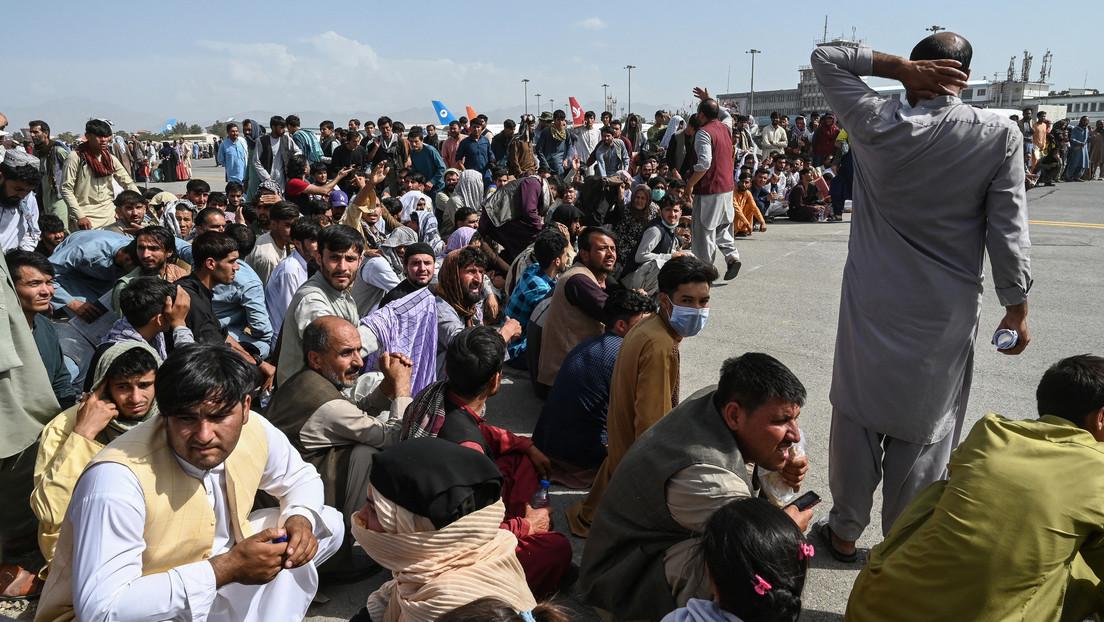 El Pentágono se prepara para albergar a miles de refugiados afganos en sus bases en EE.UU.