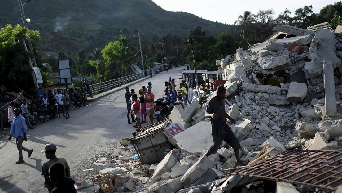 Los ganadores del 'negocio' de la ayuda humanitaria para Haití (que no son precisamente sus habitantes)