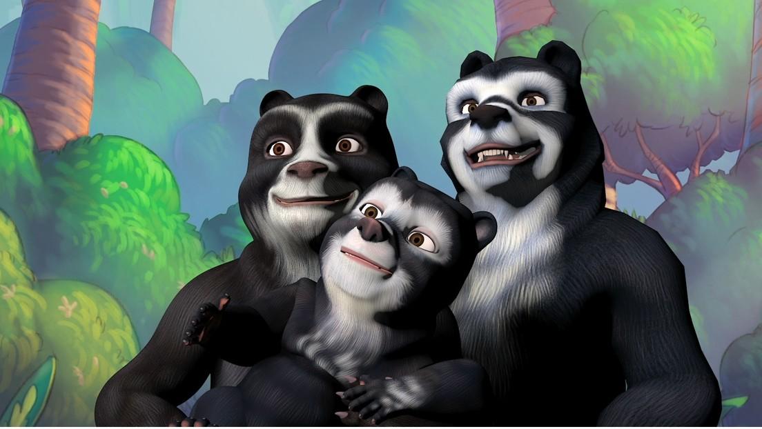 Kaporito, el primer largometraje animado hecho en Venezuela sobre el único oso autóctono de Suramérica