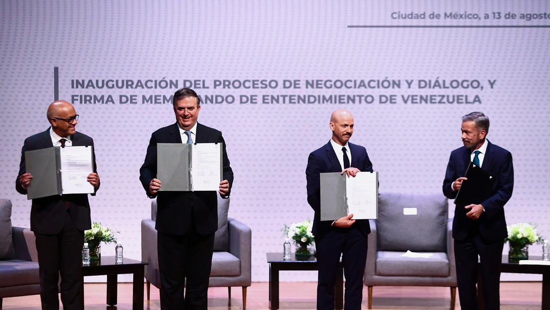 Lo que hay detrás de la firma del memorando entre el Gobierno venezolano y la oposición (y qué implicaciones tiene)