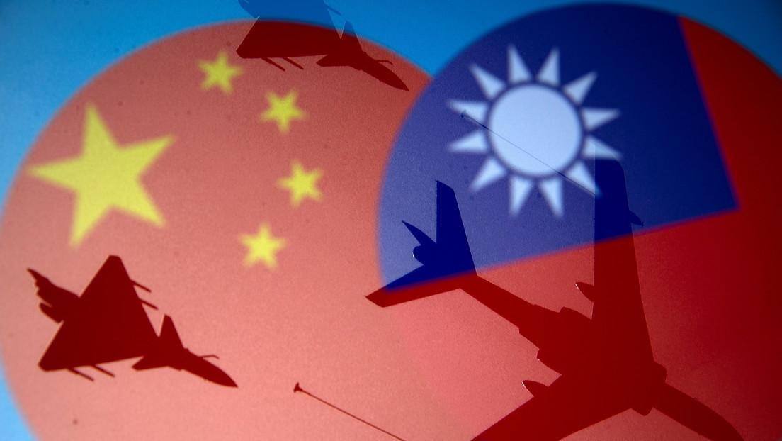 """Medios chinos advierten a líderes taiwaneses que no actúen como """"peones"""" de Washington y ponen como ejemplo la caótica salida de EE.UU. en Afganistán"""