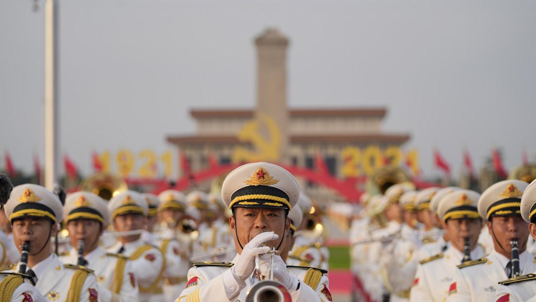 Fuerzas militares chinas realizan ejercicios de asalto cerca de Taiwán
