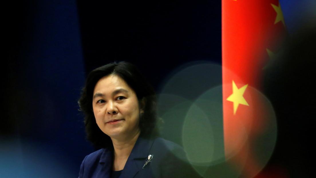 """China espera que EE.UU. deje de """"usar la democracia y los derechos humanos como una excusa"""" para intervenir en los asuntos internos de otros Estados"""