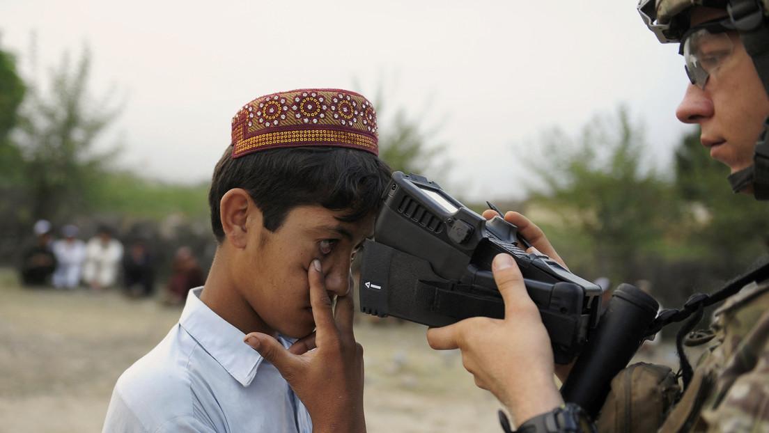 Los talibanes habrían incautado aparatos biométricos estadounidenses utilizados para identificar a los afganos que colaboraron con Occidente