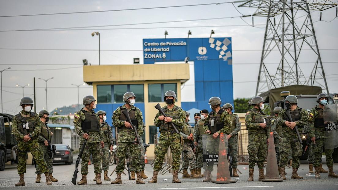 """Ecuador anuncia un presupuesto de 75 millones de dólares para solucionar la situación """"anárquica"""" de las cárceles"""