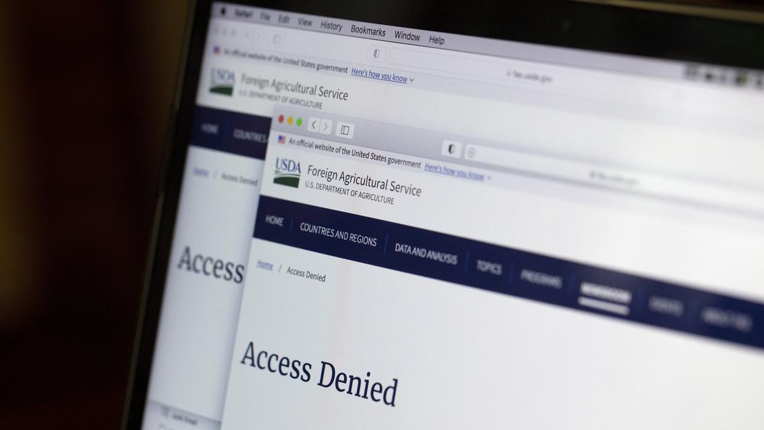 EE.UU. borra de Internet datos sobre su presencia en Afganistán
