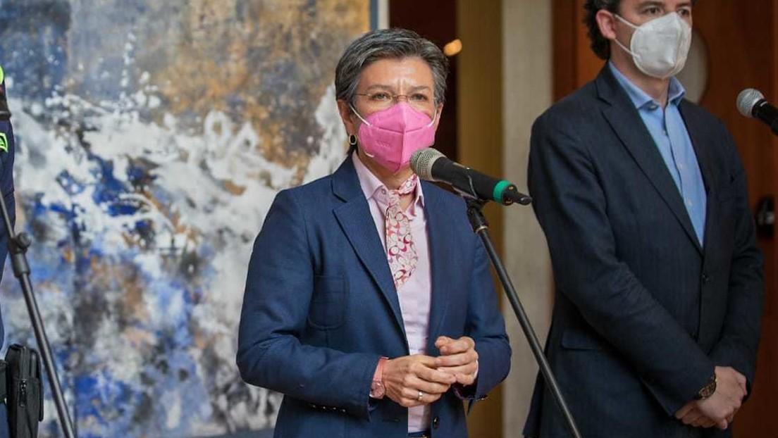 """La propuesta de crear un comando contra """"grupos criminales migrantes"""" pone a la alcaldesa de Bogotá en el centro de otra polémica por xenofobia"""