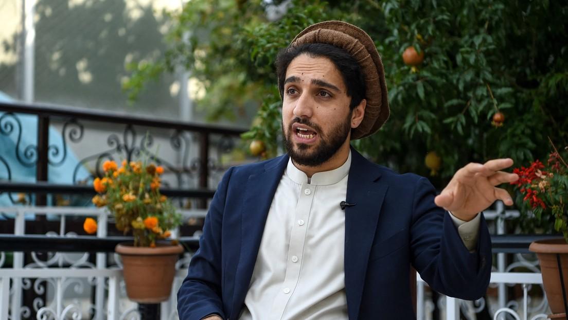 El hijo de un héroe nacional afgano que combatió a los soviéticos llama a resistir a los talibanes y pide ayuda a Occidente