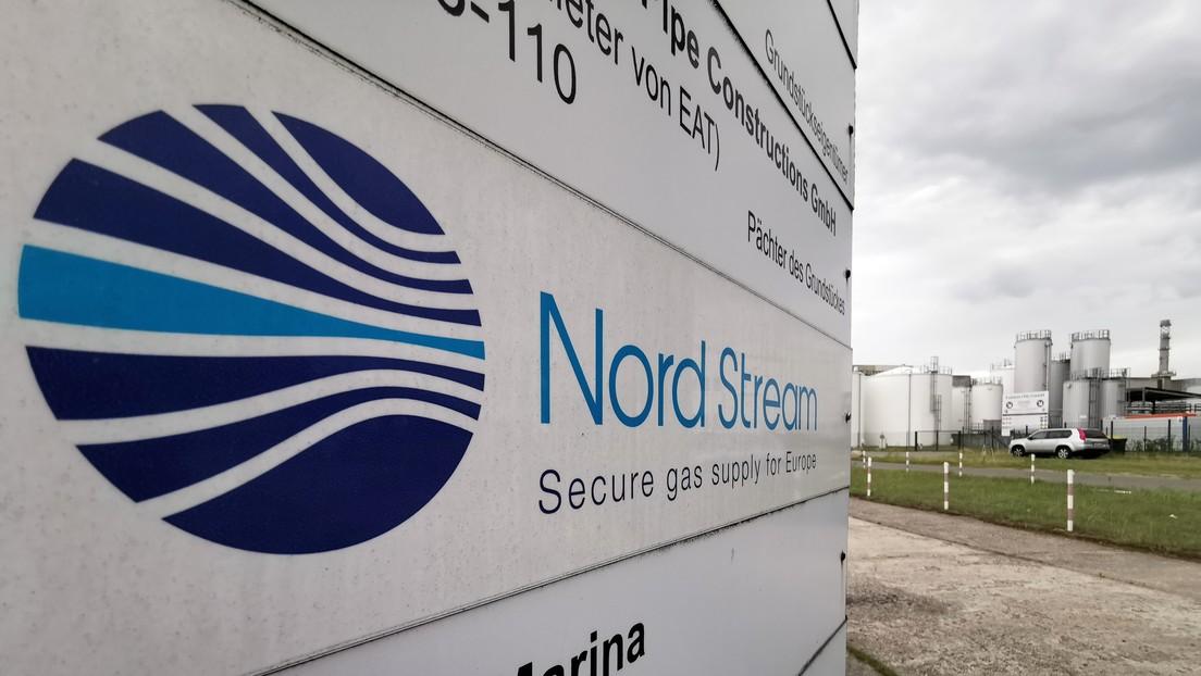 Rusia planea suministrar 5.600 millones de metros cúbicos de gas a través de Nord Stream 2 este año