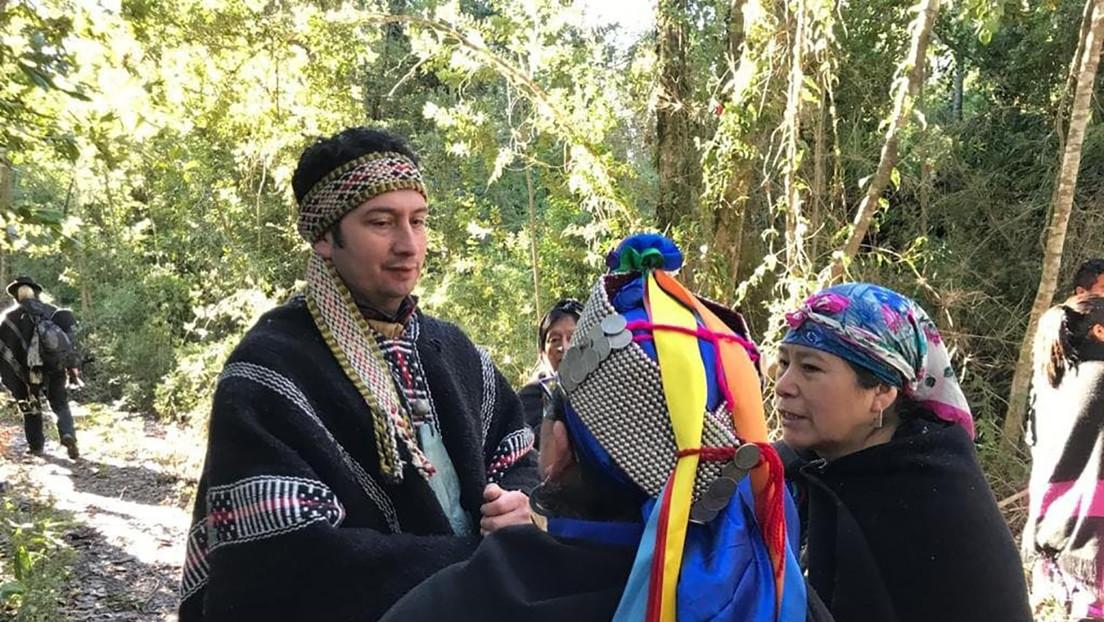 Diego Ancalao, el primer mapuche que es elegido como candidato a presidente en Chile