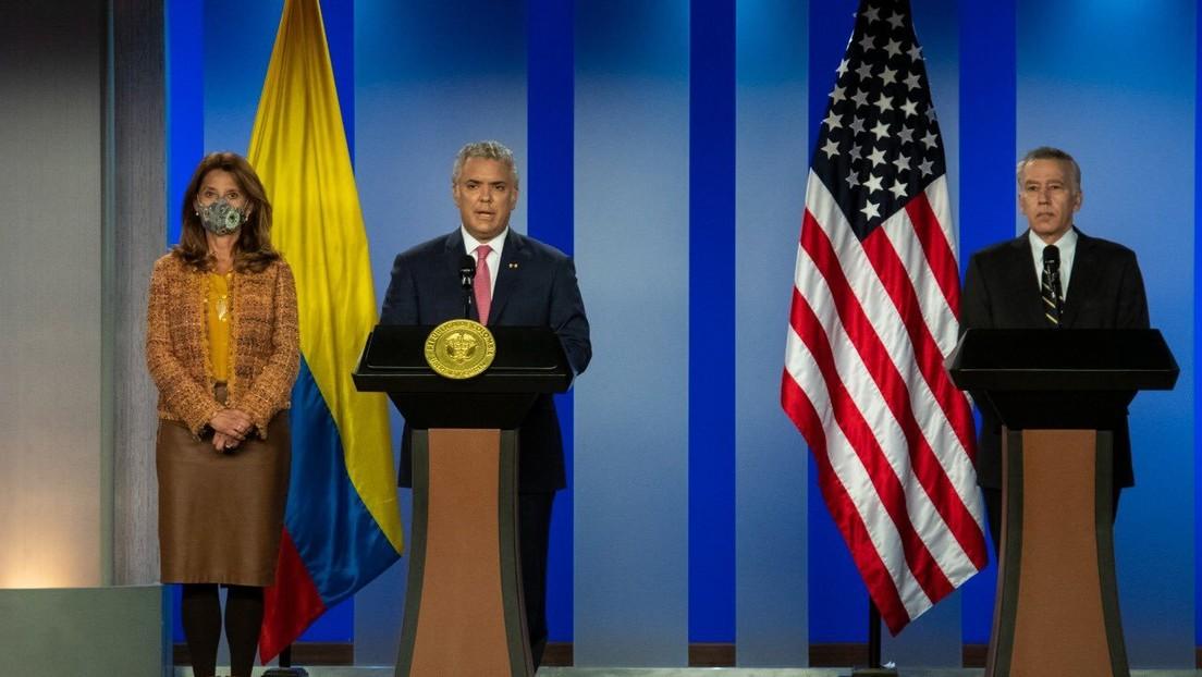 Duque confirma que Colombia recibirá temporalmente a afganos, tras un acuerdo con EE.UU.