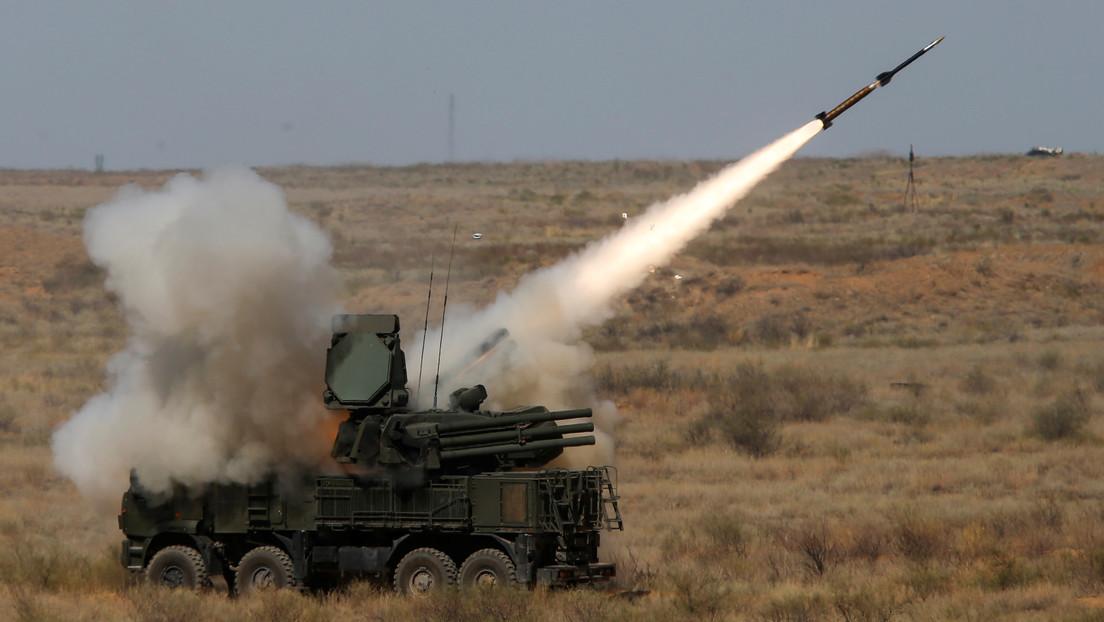 La defensa aérea de Siria derribó 22 de los 24 misiles lanzados por Israel el 19 de agosto