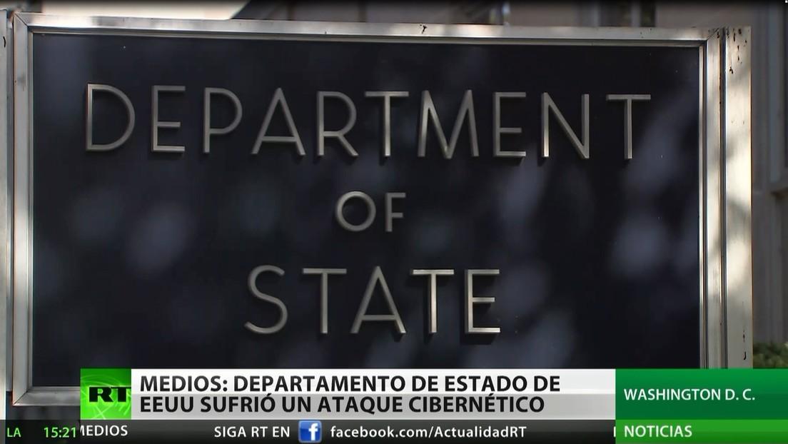 Medios: Departamento de Estado de EE.UU. sufre un ataque cibernético