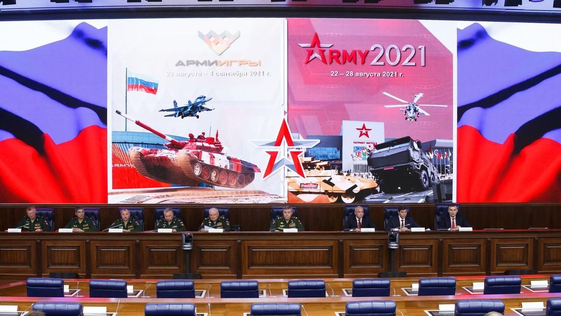 Drones kamikaze, lo último en misiles guiados y una pistola ametralladora: Kaláshnikov presenta sus nuevos diseños