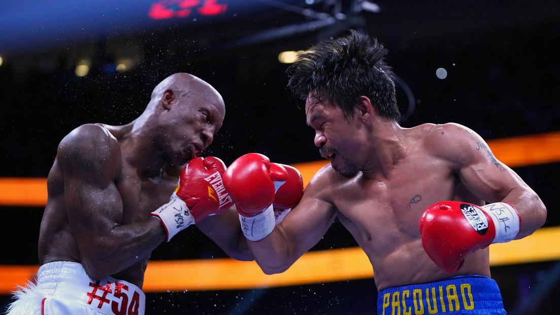 Manny Pacquiao cae derrotado ante el cubano Yordenis Ugás tras regresar al cuadrilátero después de dos años de inactividad