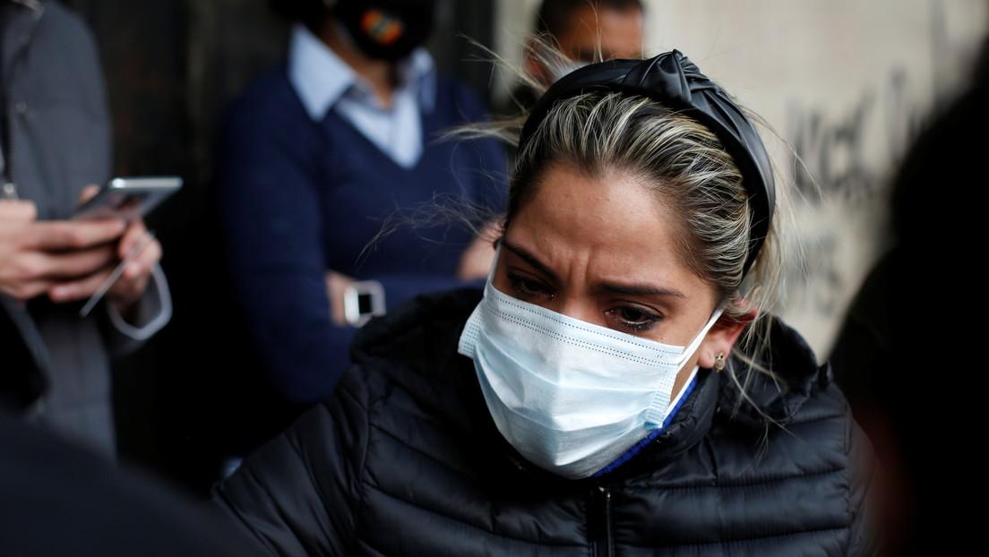 Bolivia: Autorizan que un familiar de Jeanine Áñez pernocte con ella hasta que se recupere