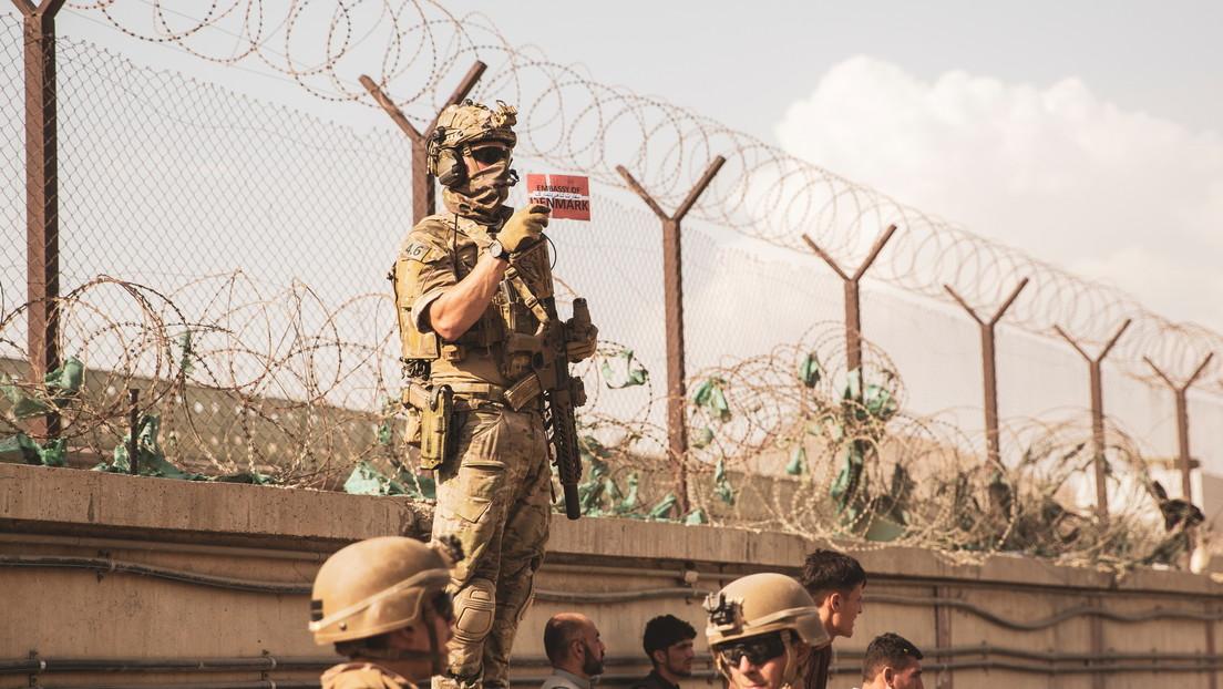 Se registra un tiroteo en el aeropuerto de Kabul entre las fuerzas afganas y atacantes desconocidos