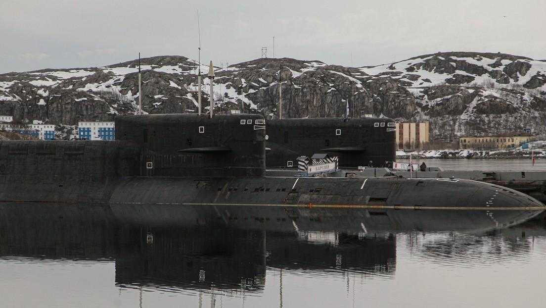 Putin anuncia el inicio de la construcción de dos buques de guerra y cuatro submarinos, entre ellos dos lanzamisiles balísticos nucleares