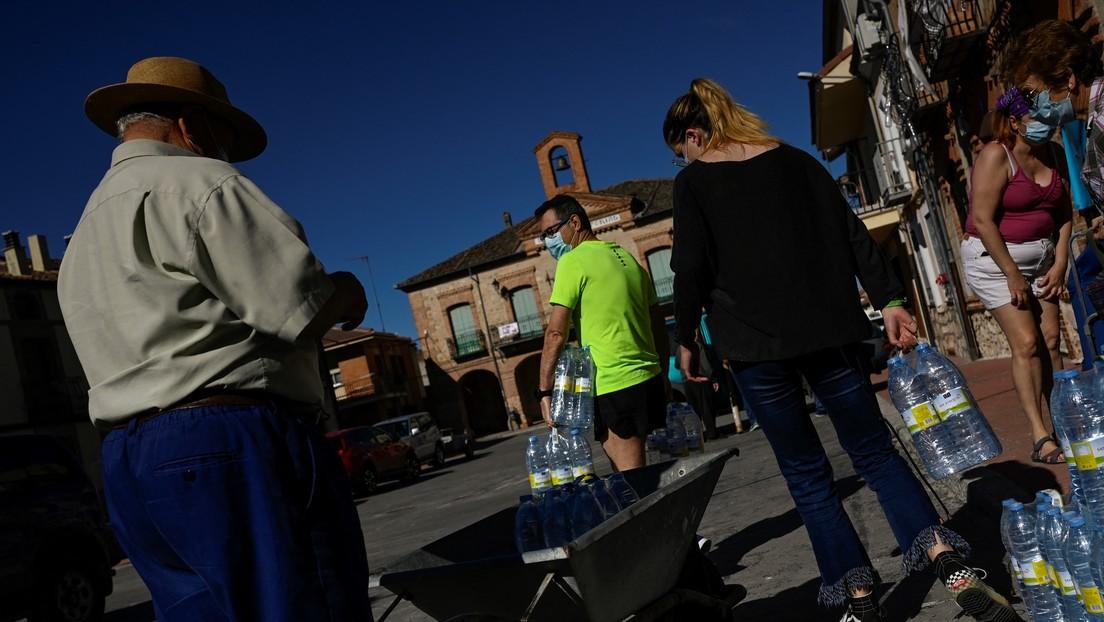 Lastras de Cuéllar: el pueblo español que lleva siete años sin agua potable