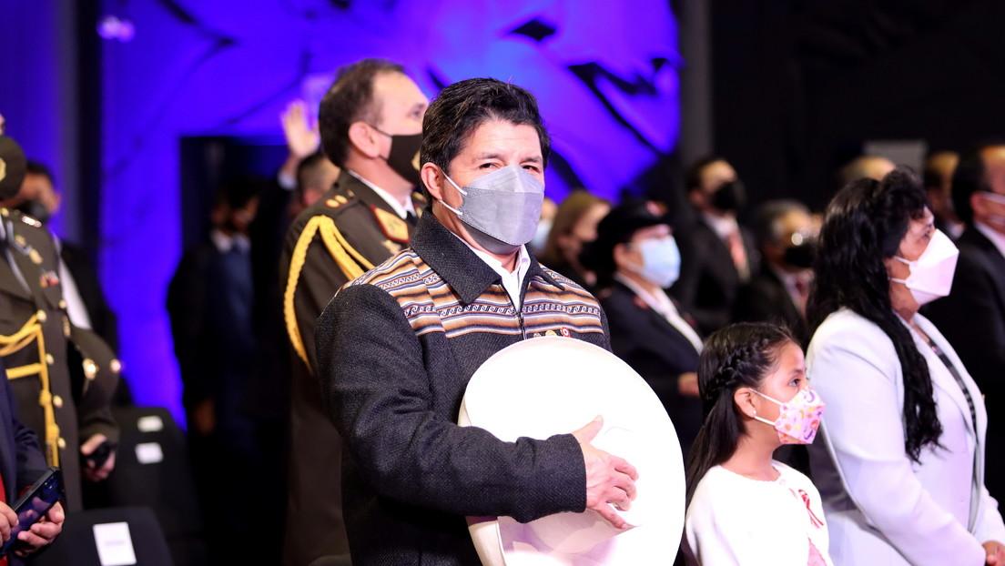 Movimientos sociales del ALBA denuncian un golpe de Estado en marcha contra el gobierno de Pedro Castillo en Perú