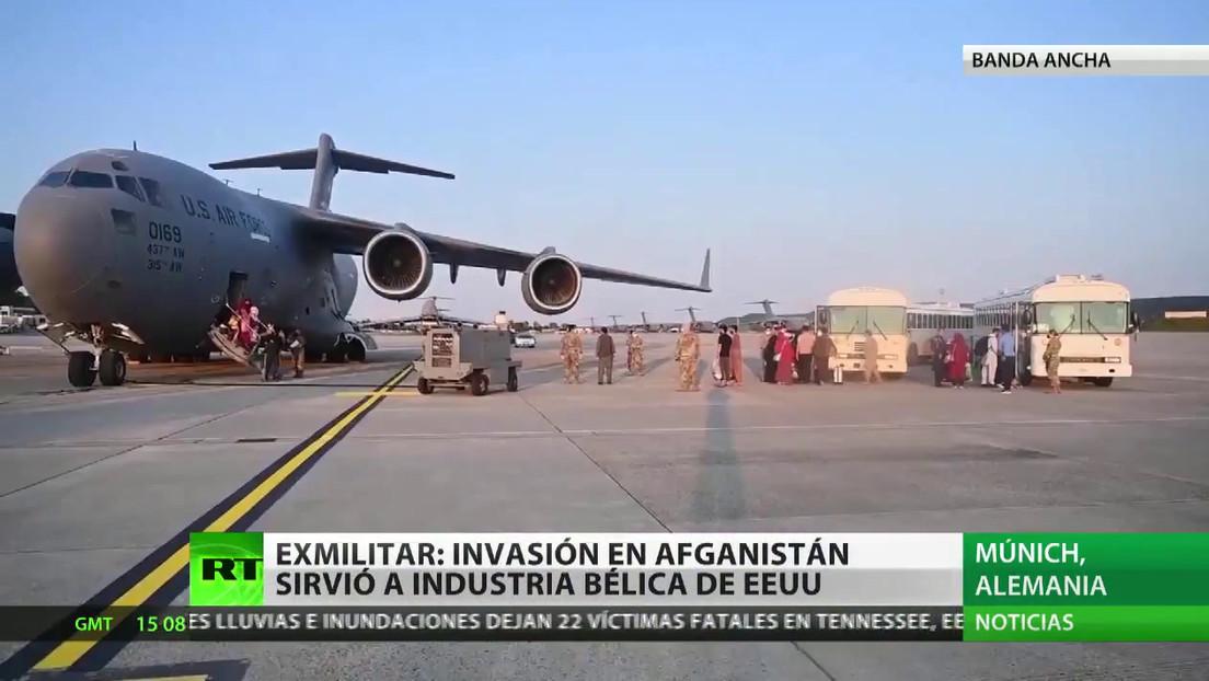 Misión de Occidente en Afganistán: una decepción que solo se justifica para los fabricantes de armas