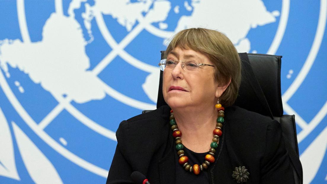 """Michelle Bachelet advierte que el trato de los talibanes a las mujeres será """"una línea roja fundamental"""""""