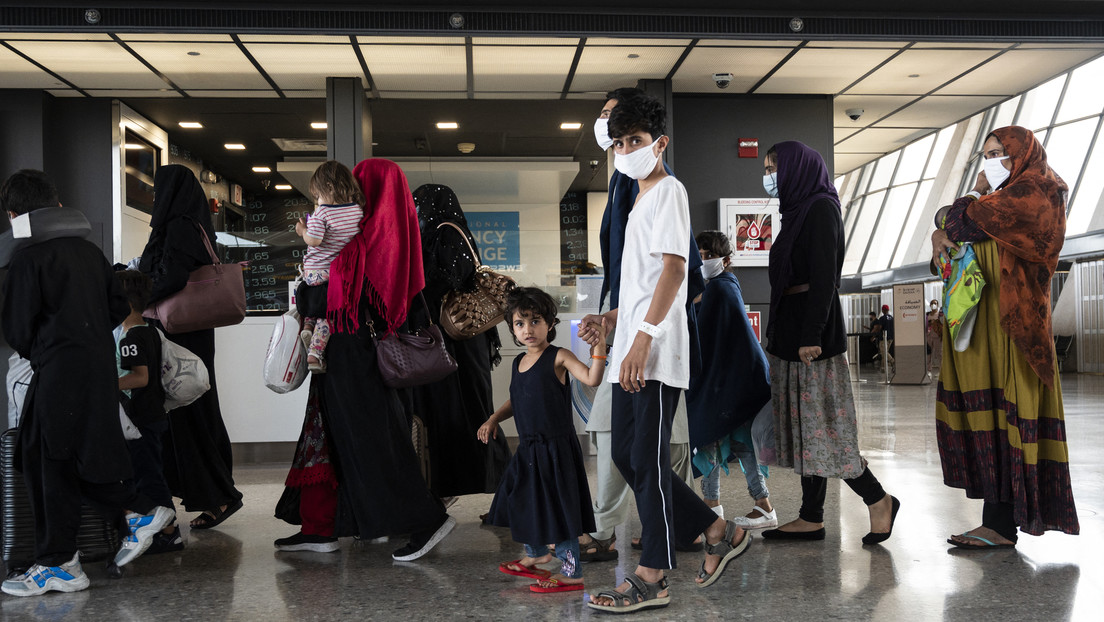 Qué países de América Latina acogerán a refugiados de Afganistán