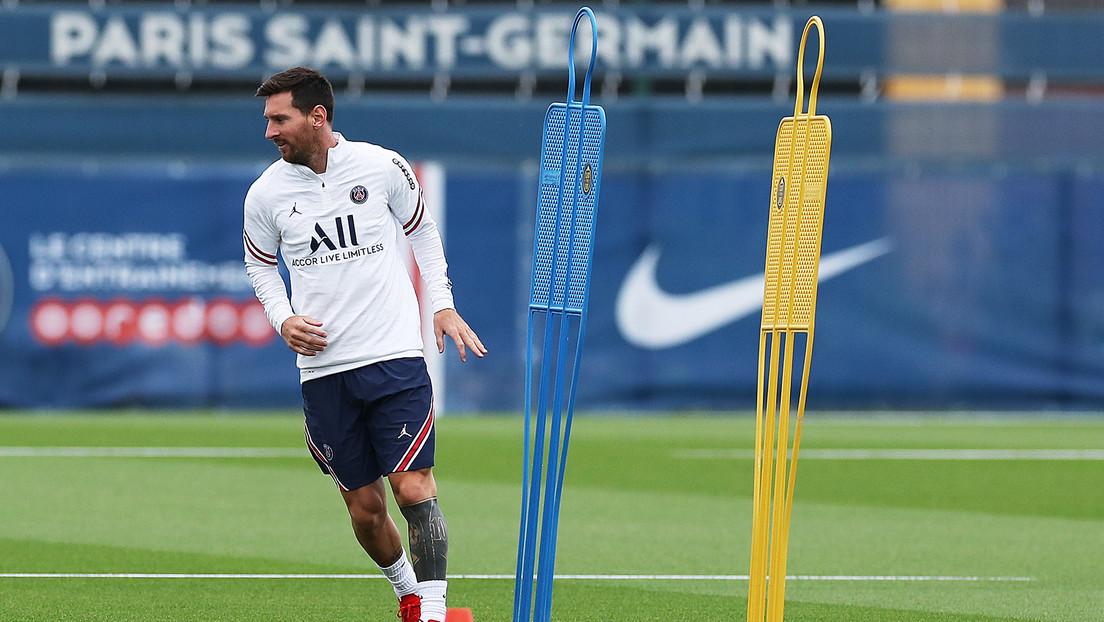 """""""Nunca habíamos visto eso"""": el posible debut de Messi con el PSG este domingo desata la locura entre la afición"""