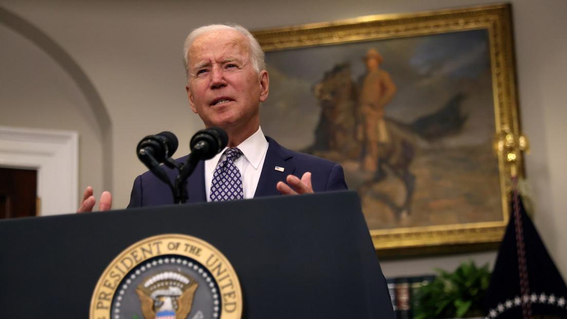 """EE.UU., tras advertencia de los talibanes: """"Estamos en camino de terminar la evacuación de Afganistán a tiempo, pero preparamos planes de emergencia"""""""