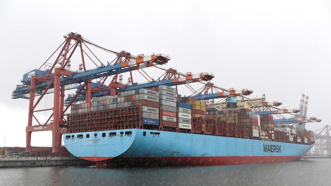 La naviera de contenedores más grande del mundo hace una apuesta ecológica de 1.400 millones de dólares por los barcos de metanol