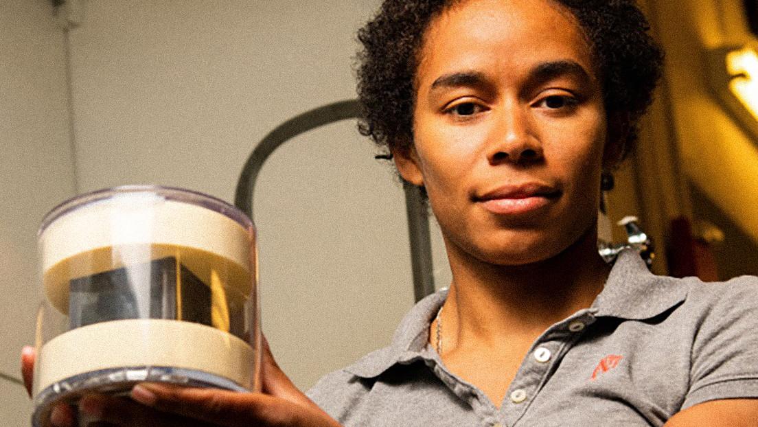 ¿Producto del programa nuclear nazi? Buscan establecer la antigüedad y procedencia de un cubo de uranio hallado en un laboratorio de EE.UU.