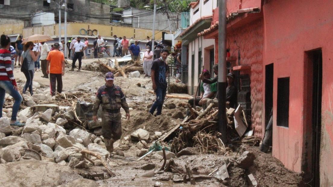20 fallecidos, varios desaparecidos y decenas de casas arrasadas: Venezuela decreta el estado de emergencia en Mérida por las fuertes lluvias