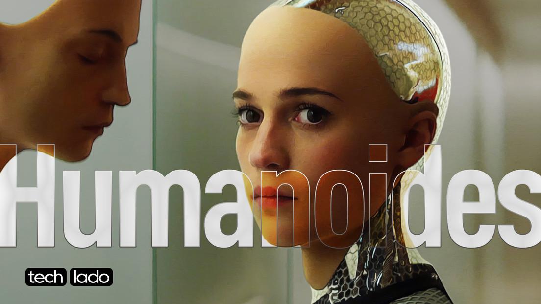Androides: la tecnología punta adquiere rostro humano (y hasta 'aprende' nuestras profesiones)